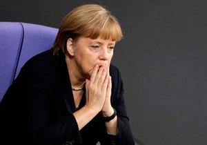 Меркель не будет участвовать в открытии выставки в Эрмитаже с Путиным
