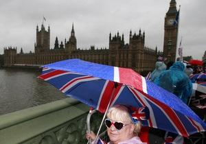 Британия будет бороться с  туризмом за пособиями