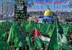 Лидер ХАМАС зарекся признавать Израиль