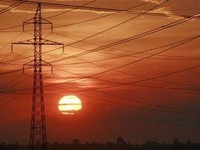 Сегодня Украина прекратила импорт электроэнергии из России