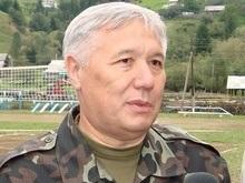 Ехануров заявил о проблемах в совместном с Россией использовании полигона в Крыму