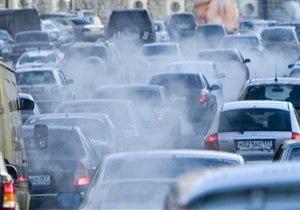 Накануне Нового года эксперты прогнозируют в Киеве десятибальные пробки