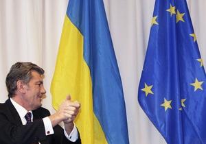 Соглашение об ассоциации: Украина и ЕС не достигли согласия по трем пунктам