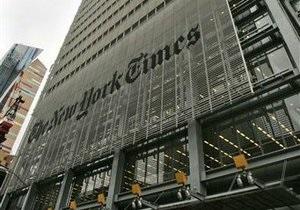 Исполнительным редактором The New York Times впервые станет женщина