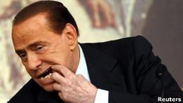 Берлускони в цитатах: У нас в Италии классные секретарши