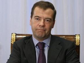 Медведев поручил ФСБ рассмотреть вопрос о завершении операции в Чечне