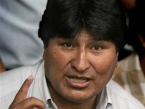 Президент Боливии конфисковал у богатых 38 тысяч гектаров земель и раздал бедным