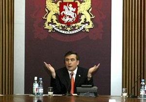 Саакашвили: Российские войска не пускают в Абхазию коренное население