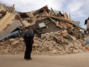 Землетрясение сделало безработными 30 тысяч итальянских граждан