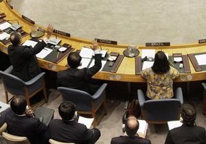 Совбез ООН отменил введенные при Саддаме Хусейне санкции против Ирака