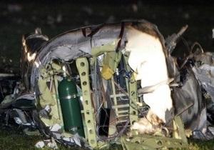 Авиакатастрофа под Челябинском: новые подробности