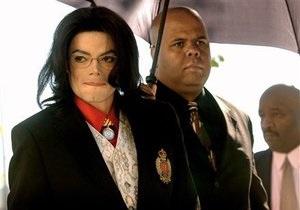 Назначена дата рассмотрения дела об убийстве Майкла Джексона