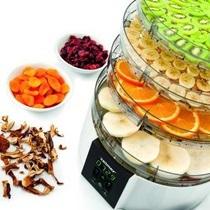Наивысшие стандарты сохранения продуктов: сушка Zelmer