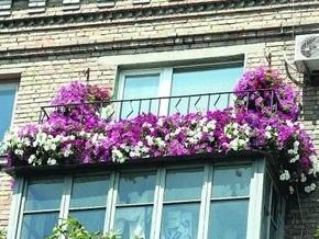 В Киеве продлили конкурс на самый красивый балкон