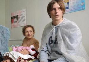 Самая низкая украинка стала мамой