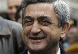 Армения заинтересована в сотрудничестве с Украиной во всех сферах