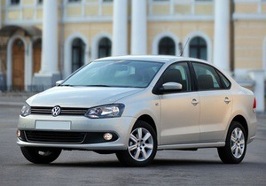 Русский немец. Тест-драйв Volkswagen Polo Sedan