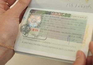 Европарламент и Верховная Рада рекомендуют заменить краткосрочные визы для украинцев