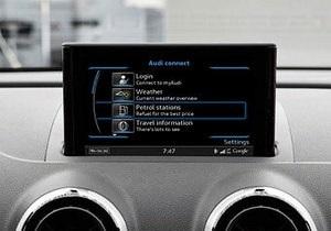 Автомобили Audi научат искать самое дешевое топливо