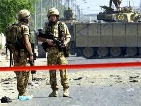 Британские военнослужащие вернутся в Ирак, чтобы обучать местных военных моряков