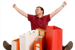 Что покупают украинцы в Интернете в преддверии Нового 2012 года?