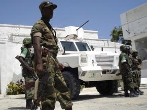 В Сомали в столкновениях между миротворцами и исламистами погибли более 20 человек