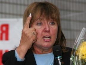 Витренко призвала Медведева, Обаму, Брауна и Саркози к санкциям против Львовской области