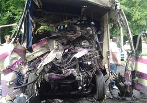 В ДТП в Волынской области: восемь погибших