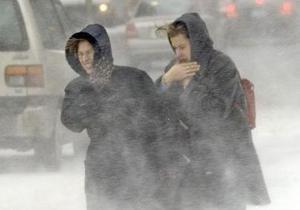 Прогноз погоды на субботу: метели в Украине набирают обороты