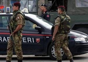 Полиция Италии арестовала одного из самых опасных мафиози страны