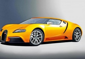 Новый Bugatti Veyron будет иметь 1600-сильный мотор, позволяющий машине разгоняться до 100 км/ч за 1,8 секунды