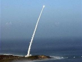 США провели испытание межконтинентальной баллистической ракеты