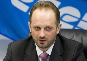 Безсмертный назначен послом Украины в Беларуси
