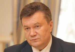 Годовщина аварии на ЧАЭС: Янукович обратился к украинцам