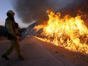 Фотогалерея: Калифорния в огне