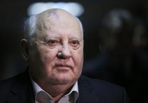 Горбачев сожалеет о смерти Вишневской - Россия