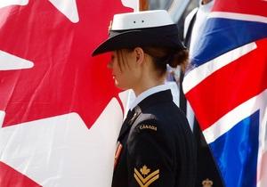 Британия и Канада хотят объединить посольства