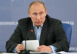 Путин поздравил Азарова: Вы пользуетесь заслуженным уважением и на Украине, и в России