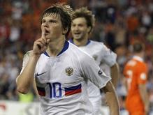 Аршавин - претендент на Золотой мяч