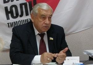 Батьківщина заявила об избиении лидера своей кировоградской ячейки