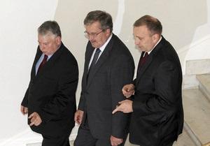 В Польше избрали нового спикера Сейма