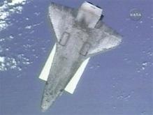 Atlantis состыковался с МКС