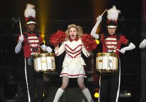 Суд в Петербурге вызывает на слушания Мадонну