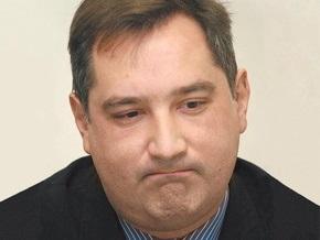 Рогозин снова обвиняет Украину в поставках оружия в Грузию