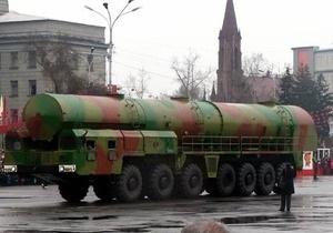 Ракетный комплекс Тополь-М впервые примет участие в Параде Победы в Москве