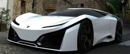 Новый суперкар  Madura от Lamborghini