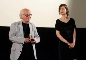 В Одессе голландскому режиссеру Йосу Стеллингу вручили Золотого Дюка