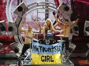 Сегодня пройдет генеральная репетиция Лободы к Евровидению-2009