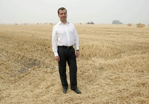 Россия вновь понизила прогноз урожая зерна: планируется собрать 60-65 млн тонн