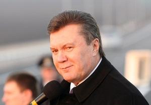Янукович назначил новых замминистров здравоохранения и чрезвычайных ситуаций